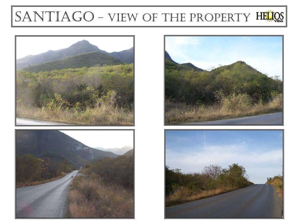 Santiago – environmental view
