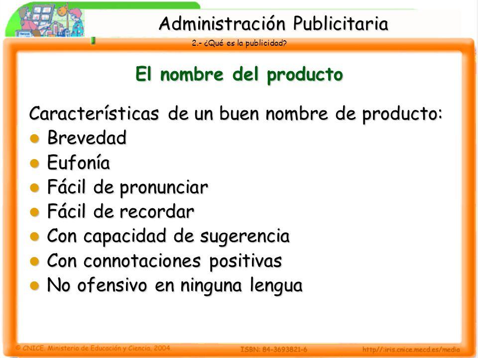 2.- ¿Qué es la publicidad? Administración Publicitaria