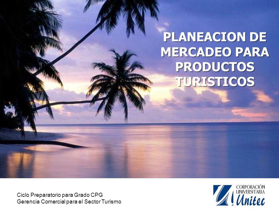 Ciclo Preparatorio para Grado CPG Gerencia Comercial para el Sector Turismo Comunicación Publicidad Ventas Personales Promociones de Ventas Relaciones Públicas Mercadeo Directo