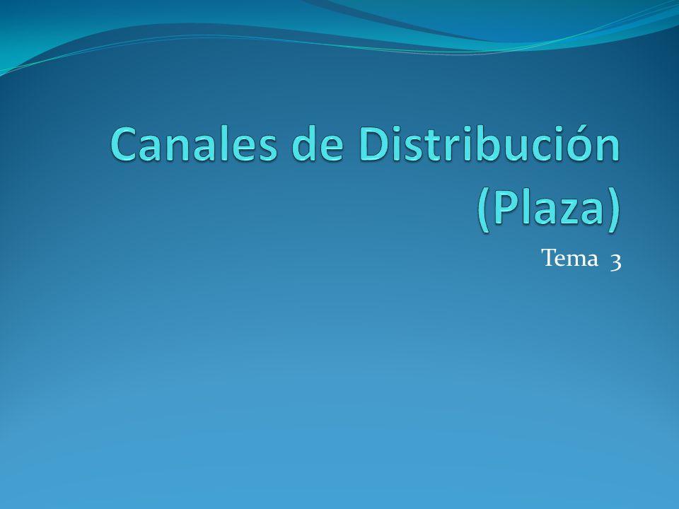Canales de mercadeo Canal de Mercadeo Canal de Mercadeo Cadena de abastecimiento Cadena de abastecimiento Un grupo de organizaciones interdependientes que facilitan el traspaso de propiedad de un producto desde el productor hasta el usuario de negocios o el consumidor final.