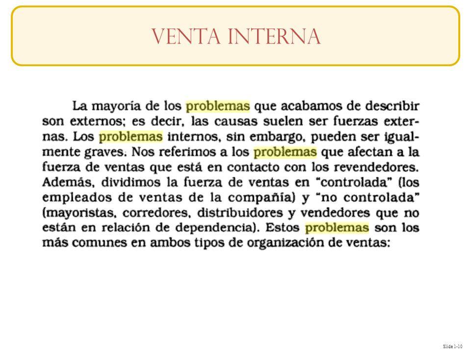 Slide 1-10 Conceptos Venta interna