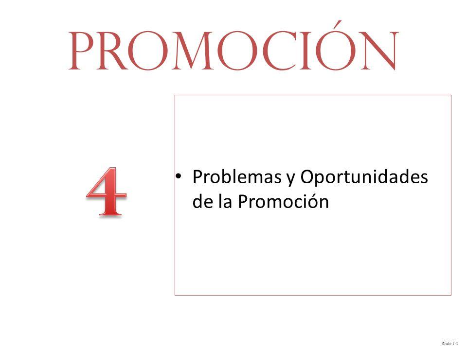 Slide 1-3 OBJETIVOS El Marketing es dinámico.