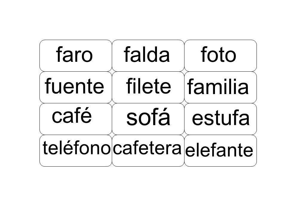 faro filete familia faldafoto sofá estufa fuente café elefante cafeterateléfono