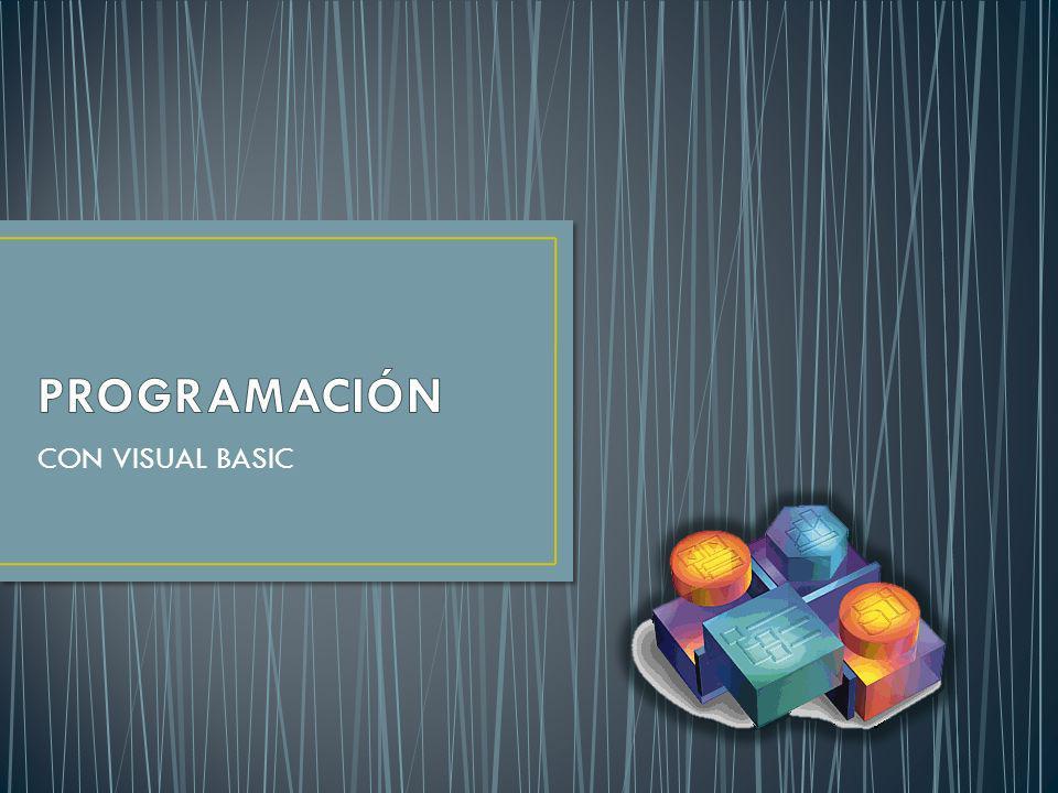 Microsoft Excel trae incorporado Visual Basic (VBA) en el cual podremos crear nuestras propias aplicaciones o programas.