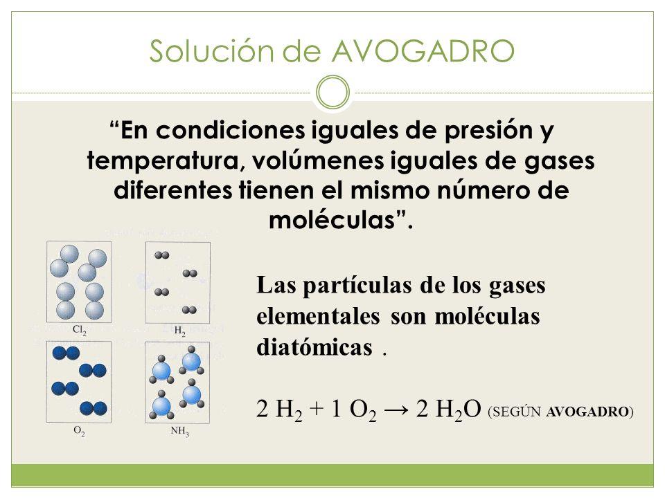 EL MOL CH 4 + 2O 2 CO 2 + 2H 2 O 1 molécula 1 molécula 1000 moléculas 2000 moléculas 1000 moléculas 2000 átomos.