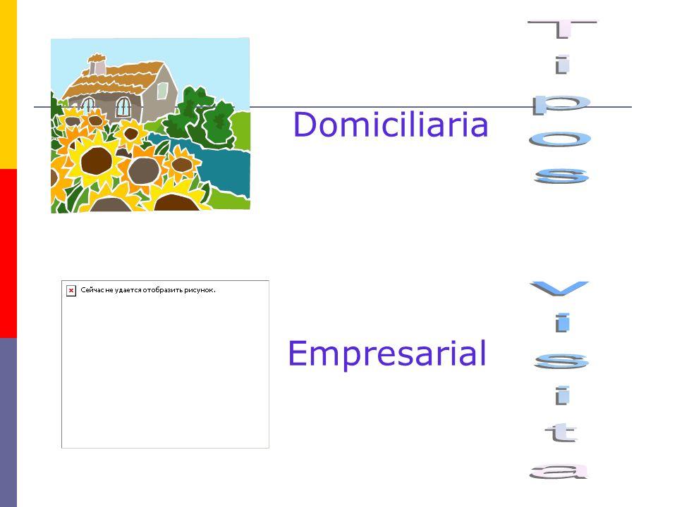Domiciliaria Empresarial