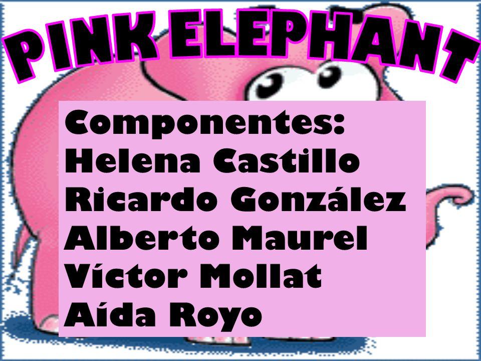 Componentes: Helena Castillo Ricardo González Alberto Maurel Víctor Mollat Aída Royo