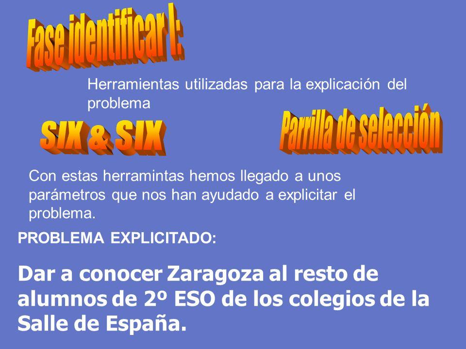 BENEFICIOS Y VENTAJAS: - Conocen Zaragoza y conocemos Zaragoza.