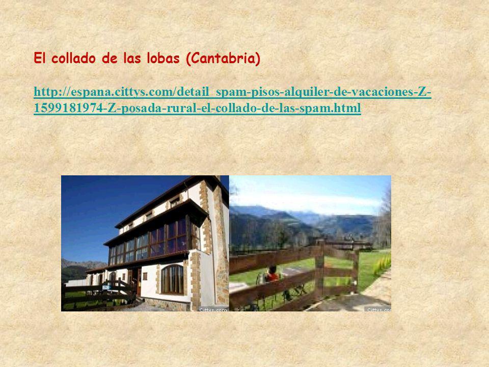 El collado de las lobas (Cantabria) http://espana.cittys.com/detail_spam-pisos-alquiler-de-vacaciones-Z- 1599181974-Z-posada-rural-el-collado-de-las-s