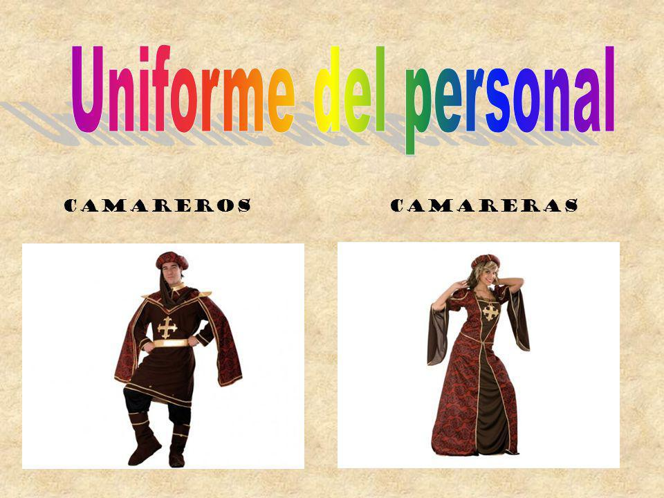 CamarerasCamareros