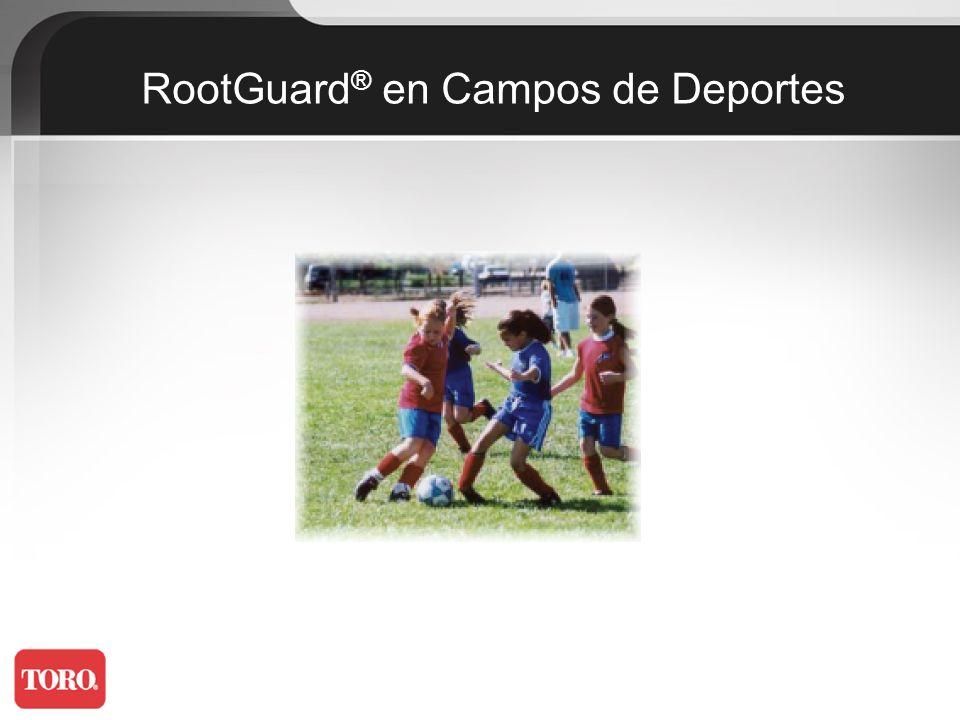 RootGuard ® en Campos de Fútbol