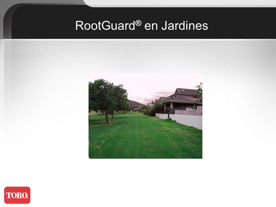 RootGuard ® en Parques