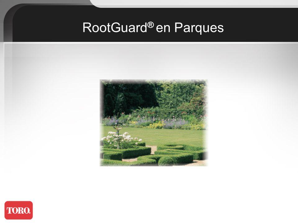RootGuard ® en Campos de Golf