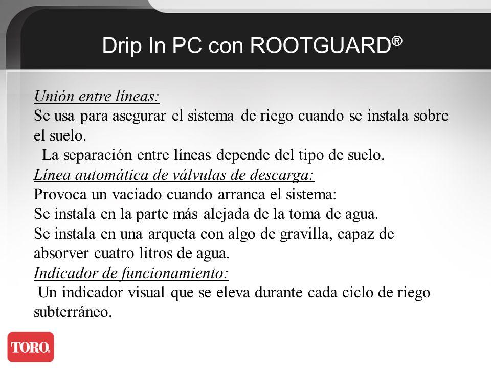 Drip In PC con ROOTGUARD ®