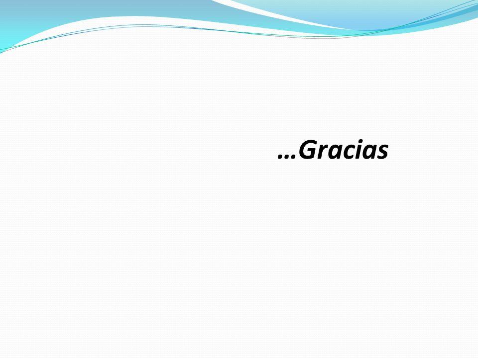 …Gracias