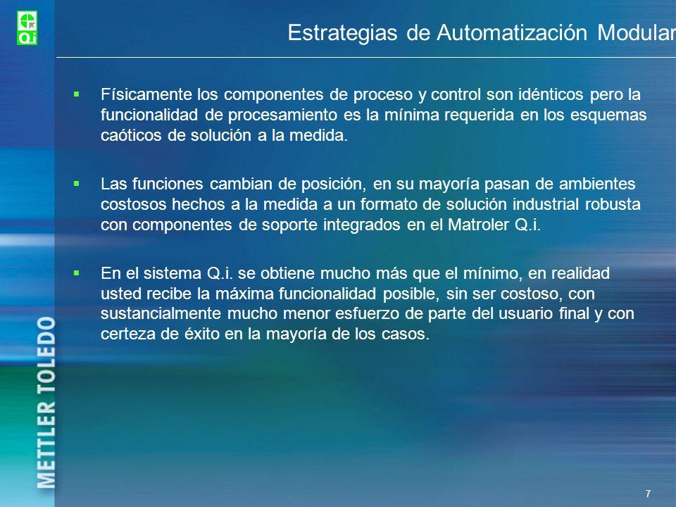 7 Físicamente los componentes de proceso y control son idénticos pero la funcionalidad de procesamiento es la mínima requerida en los esquemas caótico