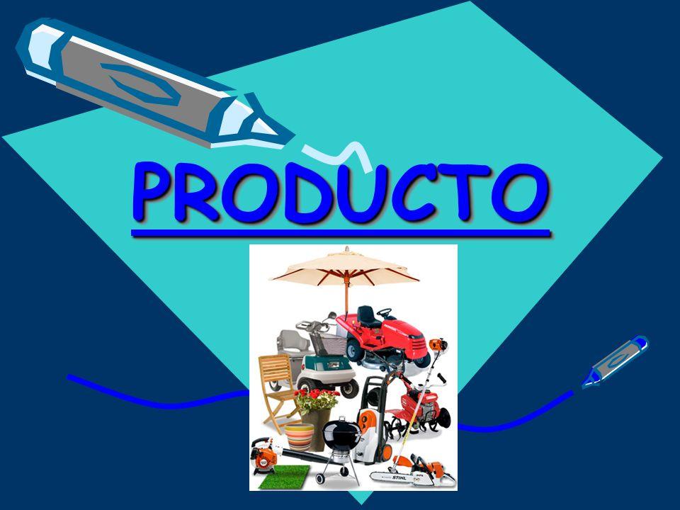Modificación del producto