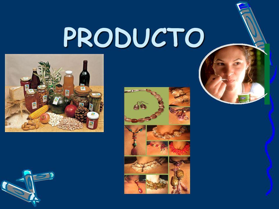 Definición del producto Un producto engloba atributos tangibles e intangibles (embalaje, color, precio, prestigio del fabricante y del vendedor, etc.) que el comprador acepta como algo que ofrece satisfacción a sus deseos o necesidades (William J.