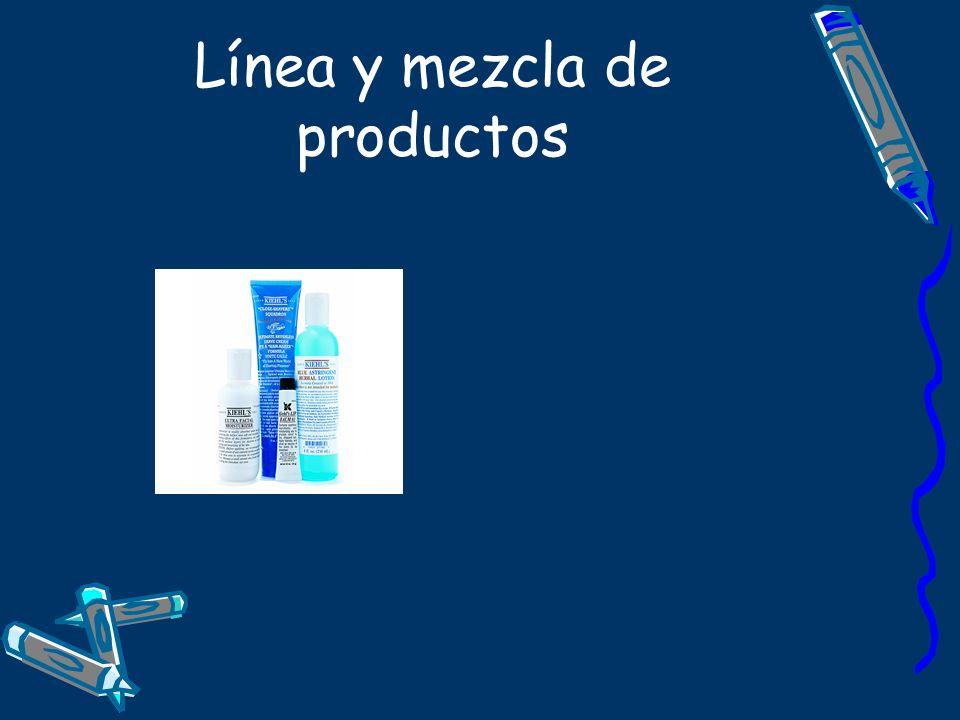 Definición de mezcla de productos Es la lista completa de todos los productos que una empresa ofrece al consumidor.