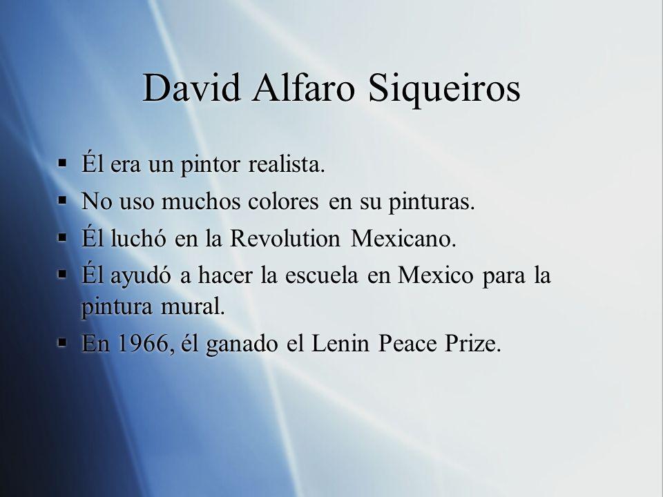 La Marcha de la Humanidad por David Alfaro Siqueiros
