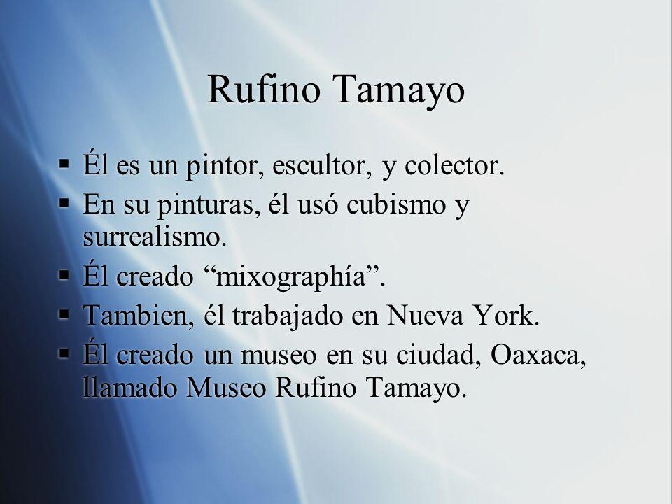 Nacimiento de la Nacionalidad por Rufino Tamayo