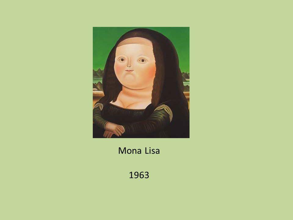 Mona Lisa 1963