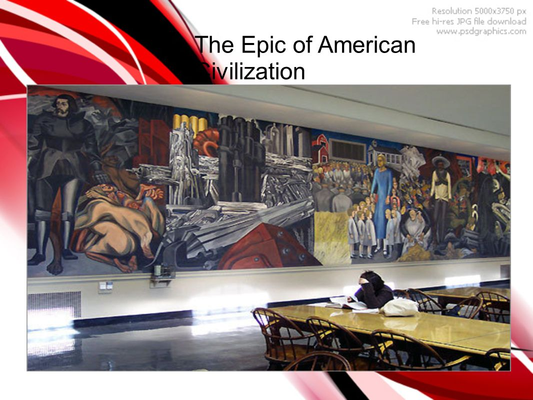 The Epic of American Civilization