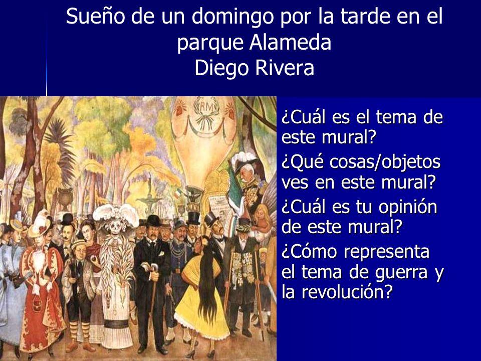 Padre Hidalgo Orozco ¿Cómo son los colores en la pintura.