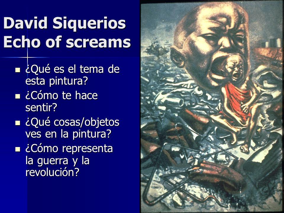 Catrina Calavera David Posada ¿Qué representa esta pintura.