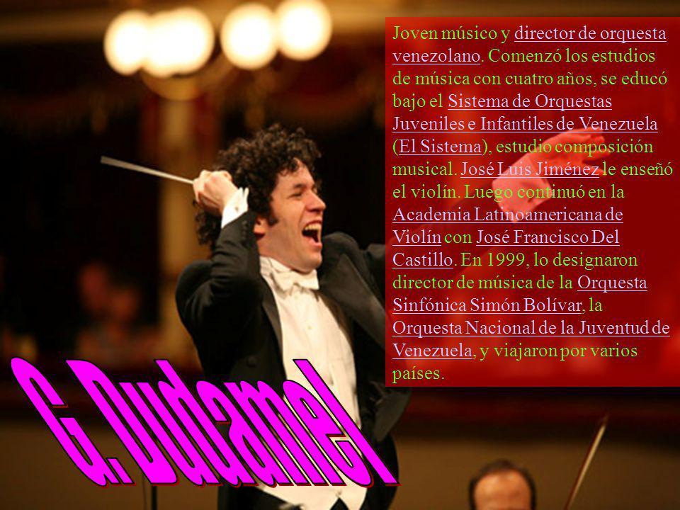 Su red de 120 orquestas juveniles y 60 orquestas infantiles, con un número de aproximadamente 100.000 jóvenes, más adelante estuvo bajo la supervisión del Ministerio de Familia, Salud y Deportes venezolano.