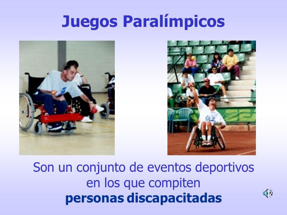 Los orígenes de los Juegos Paralímpicos hay que buscarlos en el hospital de Stoke Mandeville, en la localidad británica de Aylesbury.