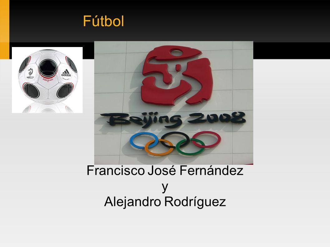 Fútbol Francisco José Fernández y Alejandro Rodríguez