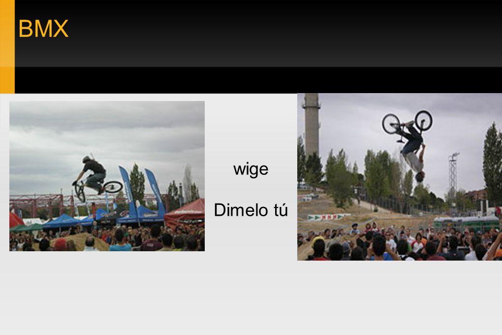 BMX wige Dimelo tú