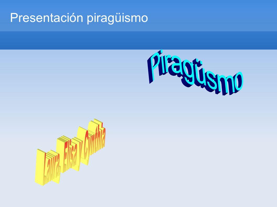 Presentación piragüismo