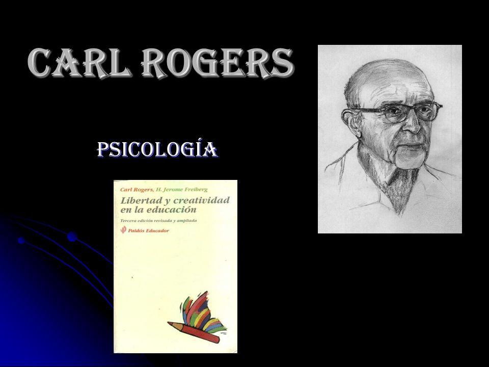 Carl Rogers Psicología
