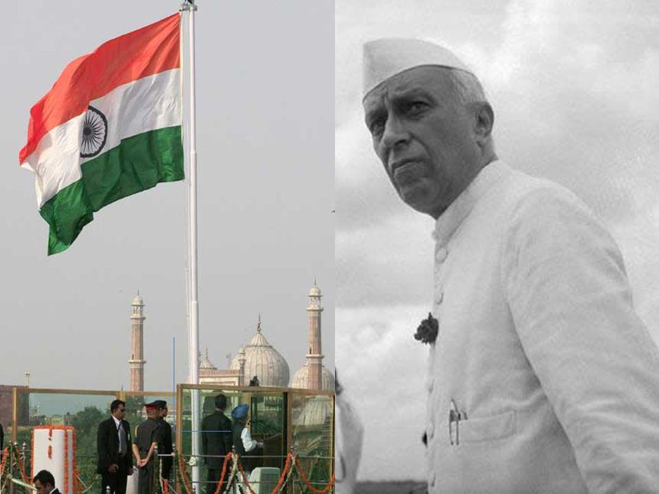 26 enero 1947 Independencia: REPÚBLICA DE LA INDIA Entrada en la Commonwealth Jefe de Estado: Nehru Primera Ministra: Indira Gandhi