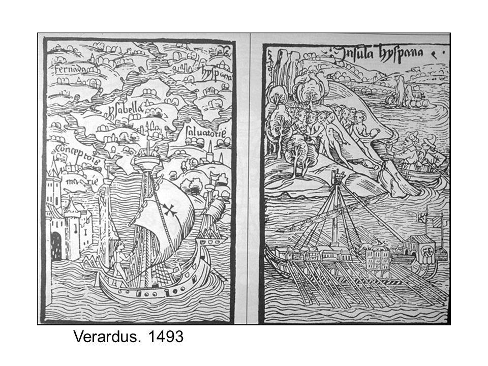 Juan de la Cosa. 1500