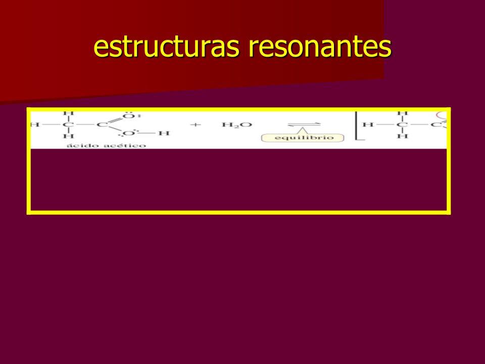 estructuras resonantes