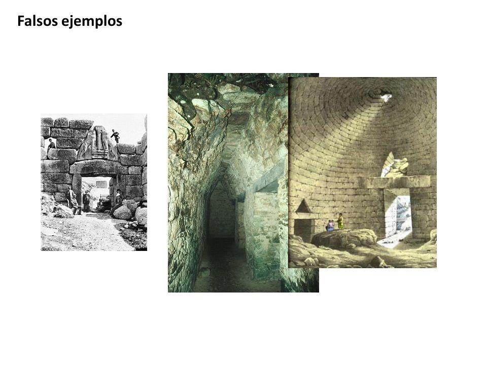 Falsos ejemplos