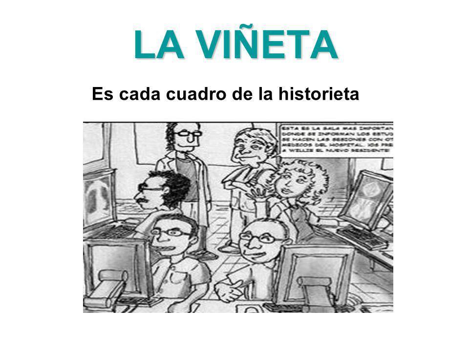 EL ENCUADRE Es seleccionar la parte de realidad que necesite la historia para introducirla en las viñetas