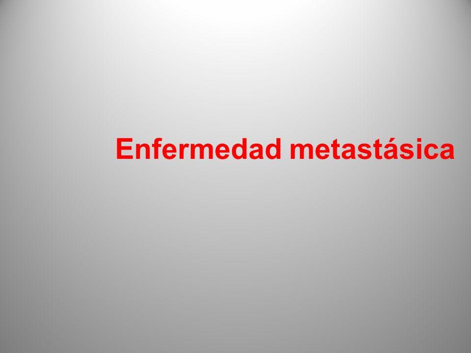 Enfermedad metastásica 27