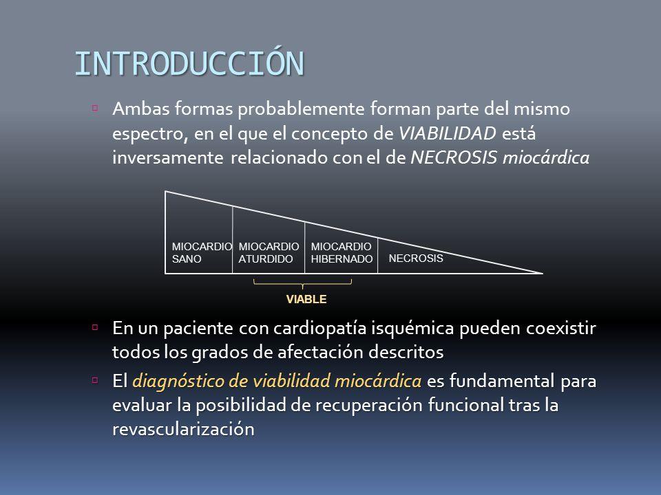 INTRODUCCIÓN Ambas formas probablemente forman parte del mismo espectro, en el que el concepto de VIABILIDAD está inversamente relacionado con el de N