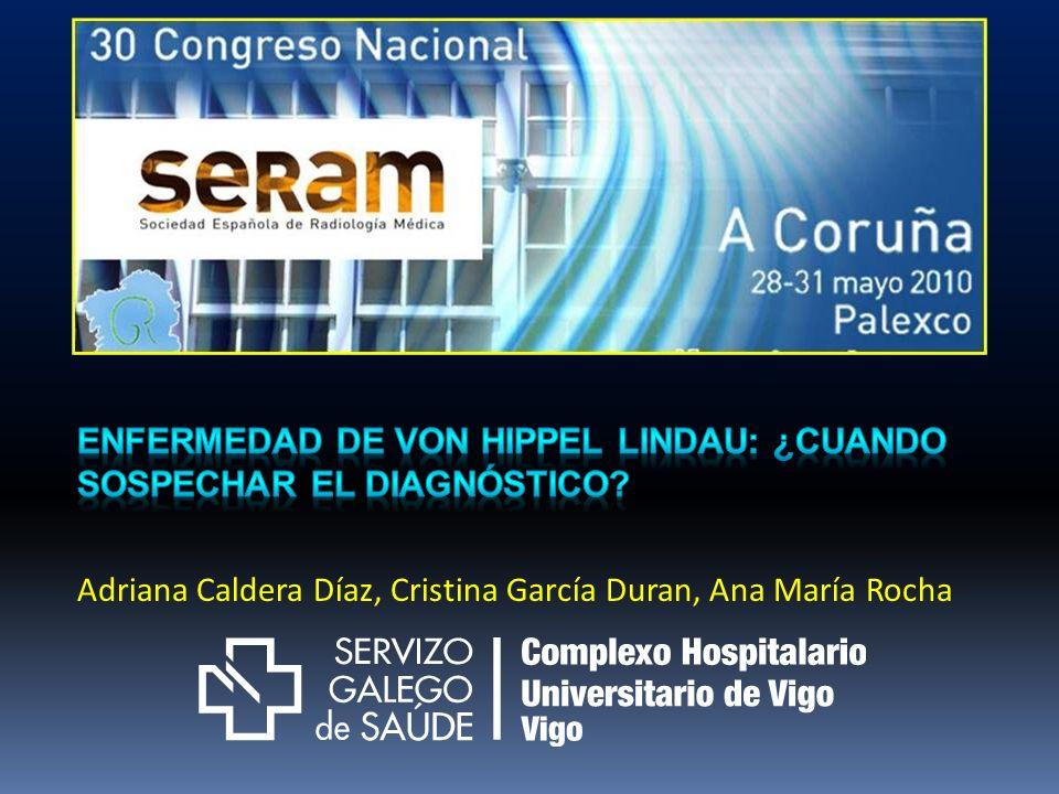 Adriana Caldera Díaz, Cristina García Duran, Ana María Rocha