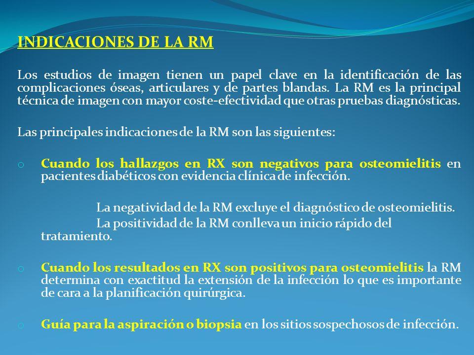 MISCELÁNEA INFARTO ÓSEO Si bien esta patología es más frecuente en los pacientes diabéticos, no es un hallazgo común.