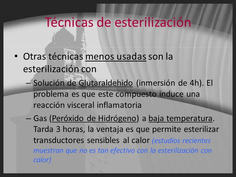 Aplicaciones EIO como guía para la ablación tumoral – Alcoholización tumoral – Ablación con microondas – Ablación con Radiofrecuencia Hígado