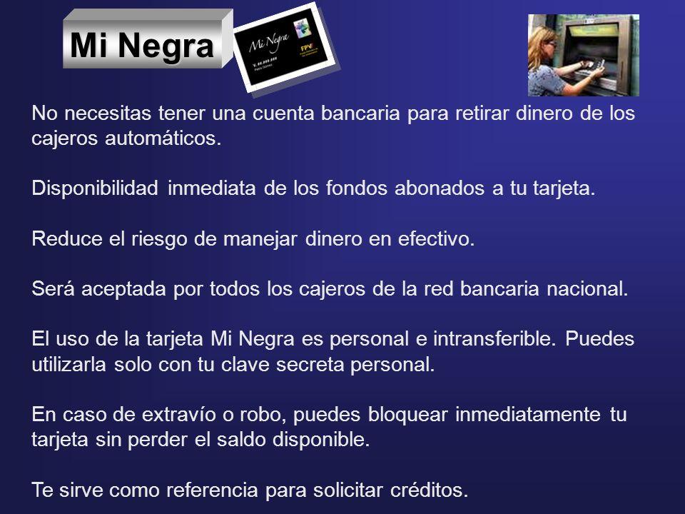 Mi Negra es popular y no populista, es un derecho que tienen los venezolanos.