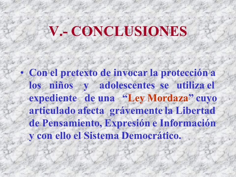 IV.- ¿CÓMO AFECTA LO COTIDIANO.