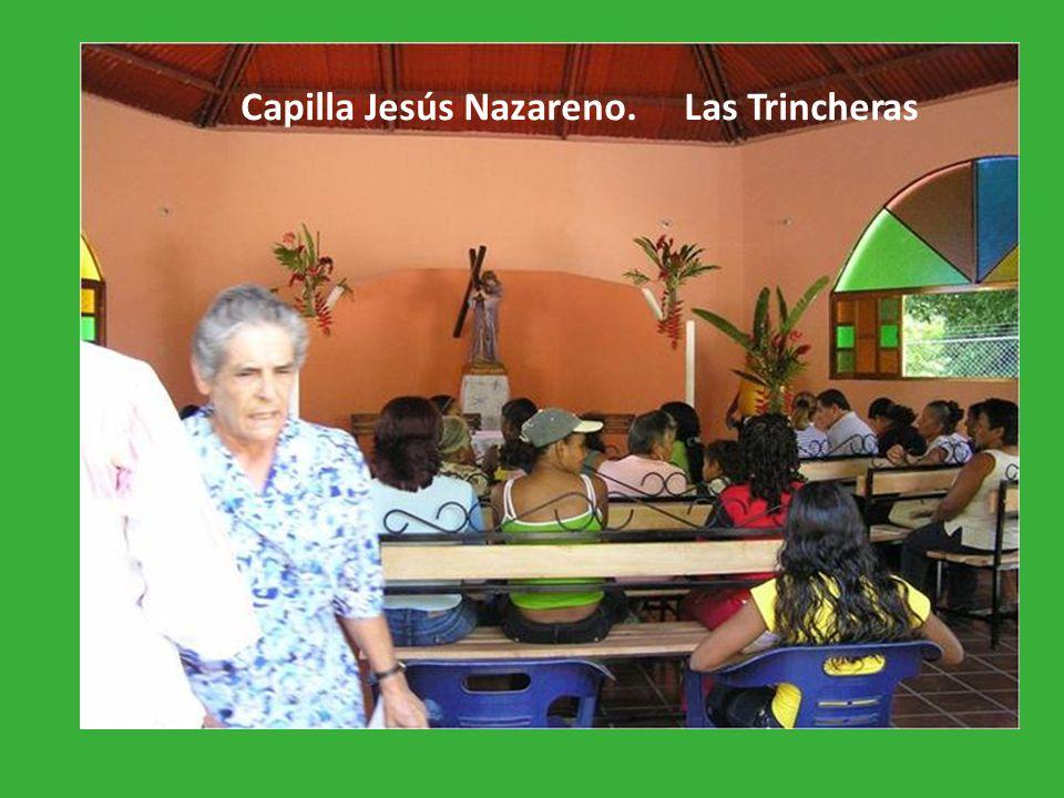 Capilla Jesús Nazareno.Las Trincheras