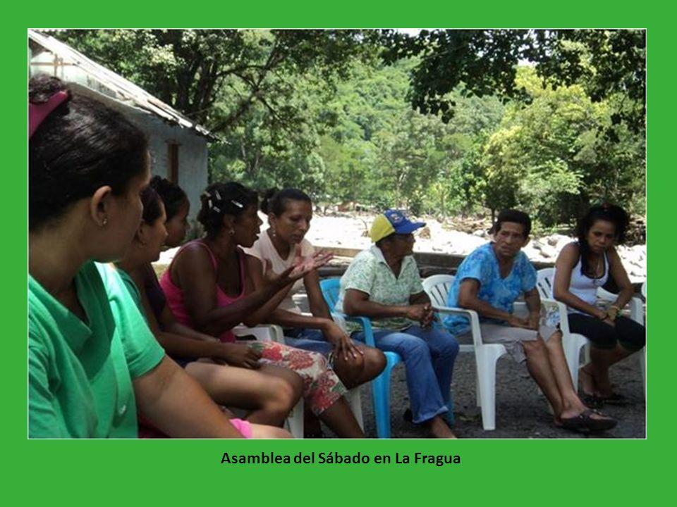Asamblea del Sábado en La Fragua