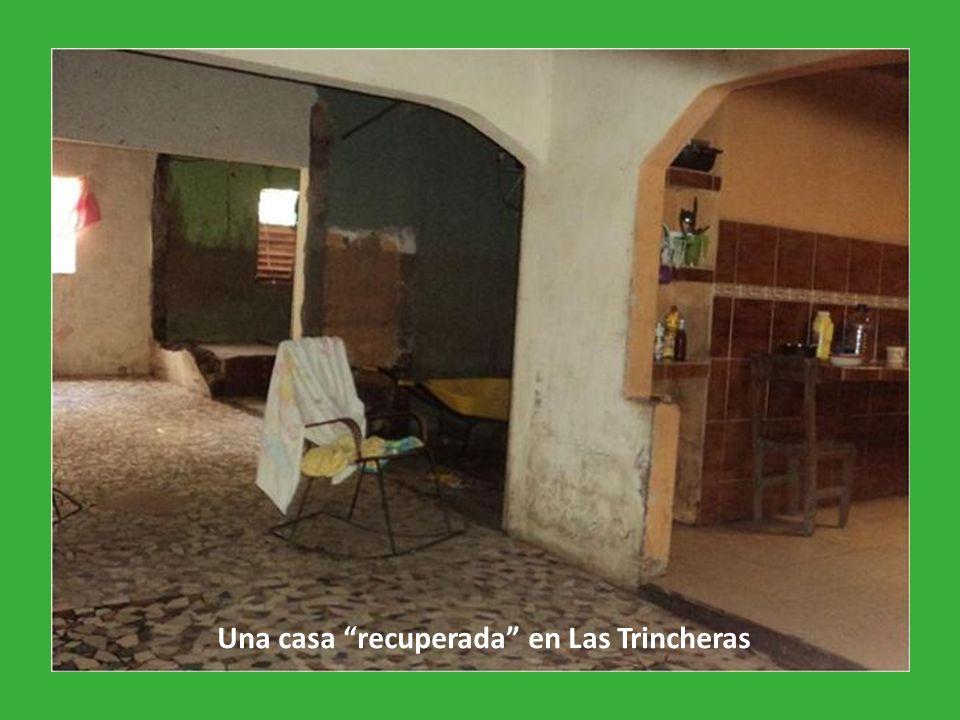 Una casa recuperada en Las Trincheras